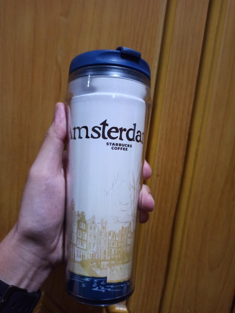 Starbucks Tumbler Amsterdam Original
