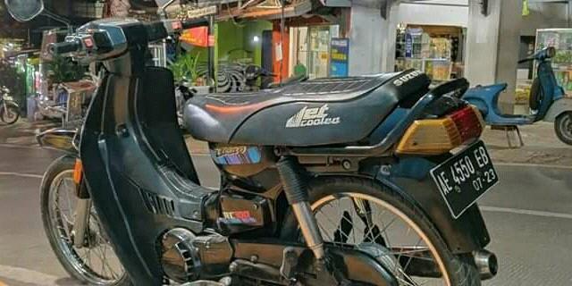 Suzuki rc bravo