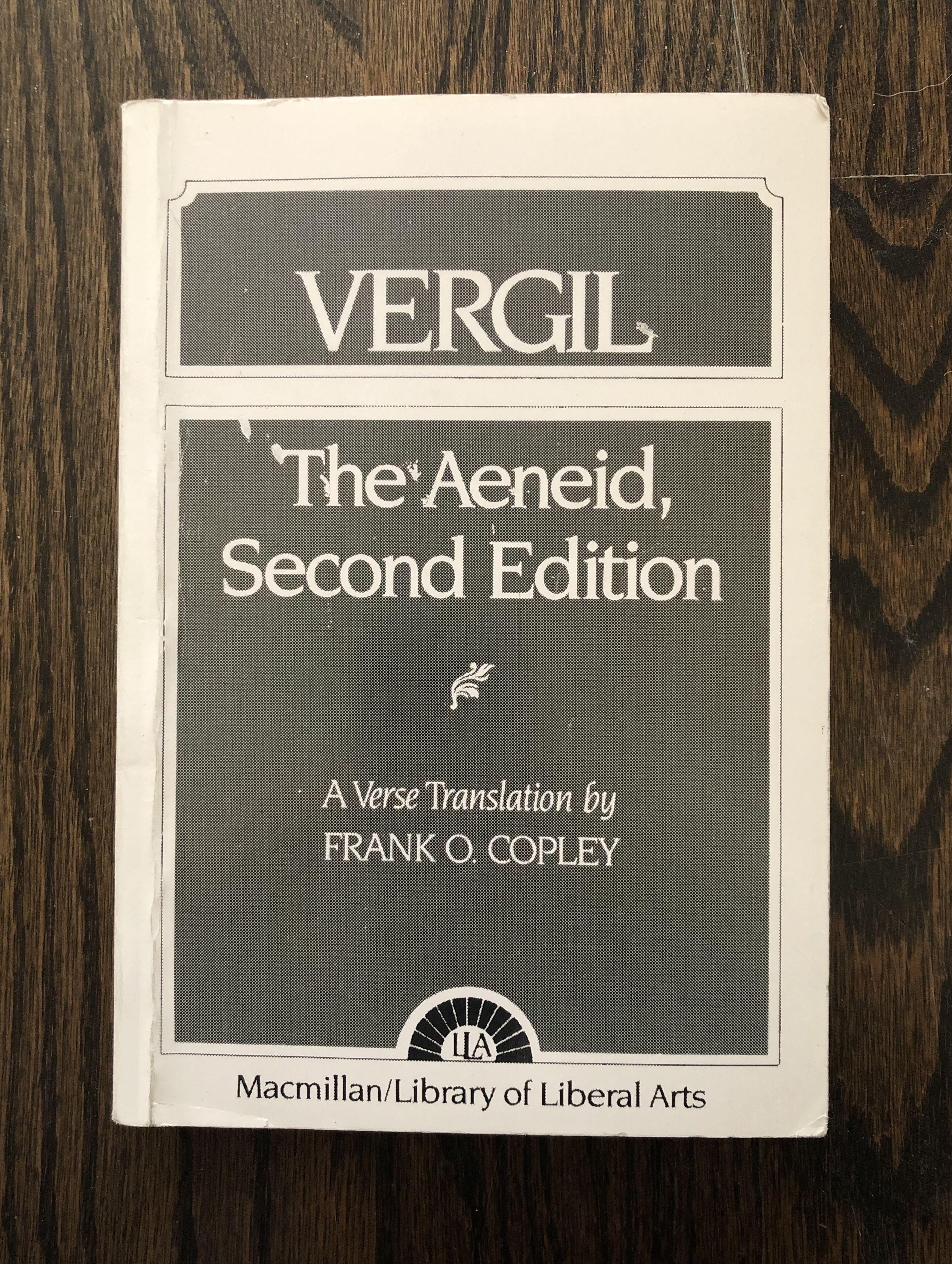 Vergil: The Aeneid 2nd Edition