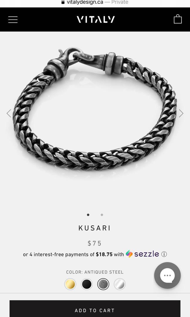 VITALY Kusari Bracelet