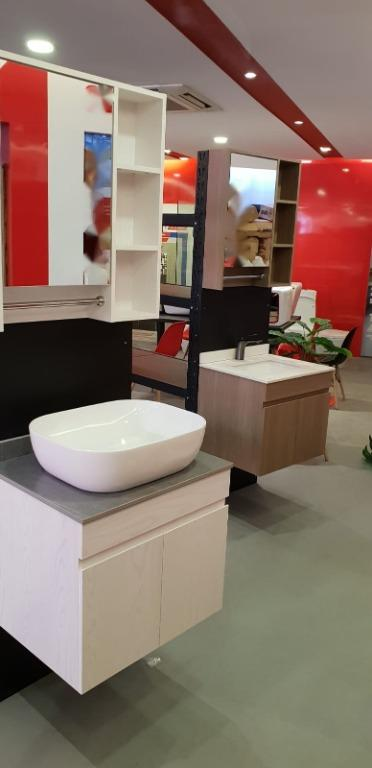 Basin Cabinet Water Proof Luxury Design Prices Start From 188 Only Furniture Others On Carousell