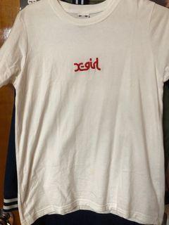 X-girl T-shirt