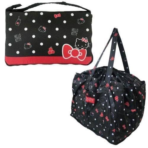 ❤️ 日本🇯🇵代購—HELLO KITTY 摺疊收納保溫保冷袋,JP20091381200
