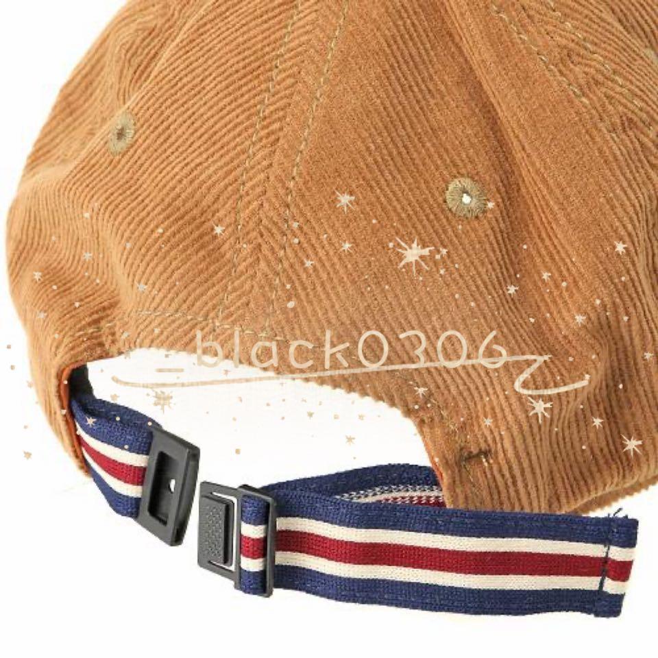 adidas帽(駝、藍)