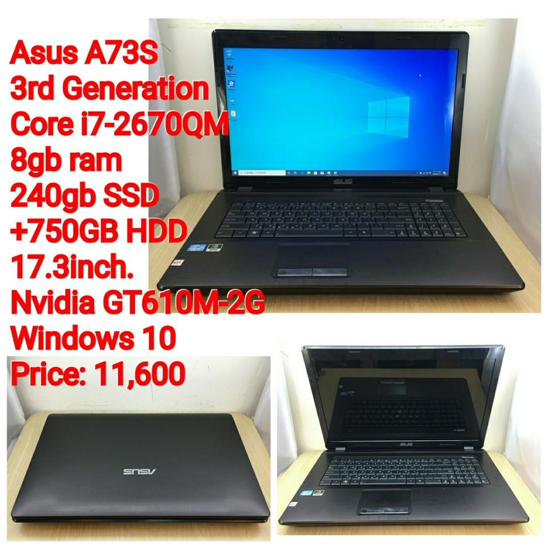 Asus A73s