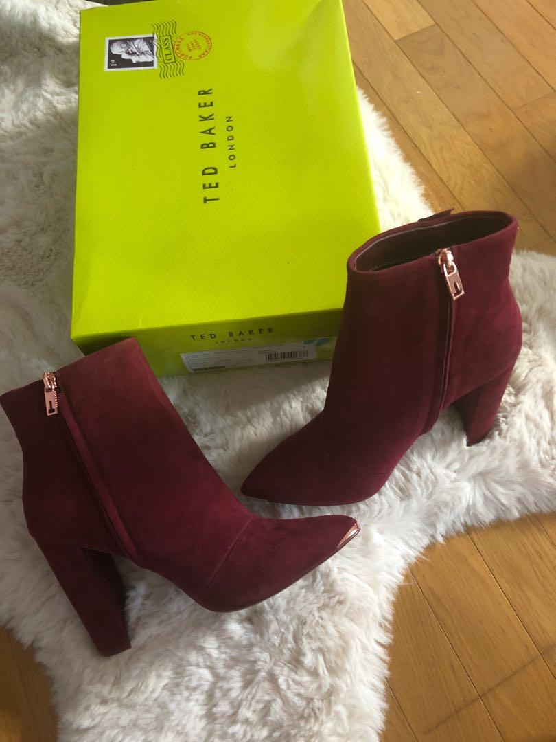 BNWT Ted Baker booties size 38