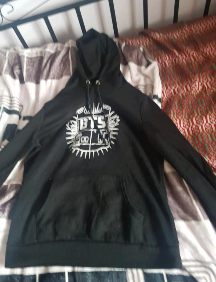 BTS hoodie - large