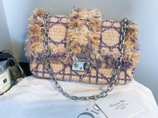 Dior Tweed Bag