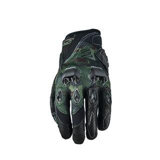 FIVE GLOVES Stunt Evo Rep Motorcycle Street Gloves Motorbike Riding Gloves
