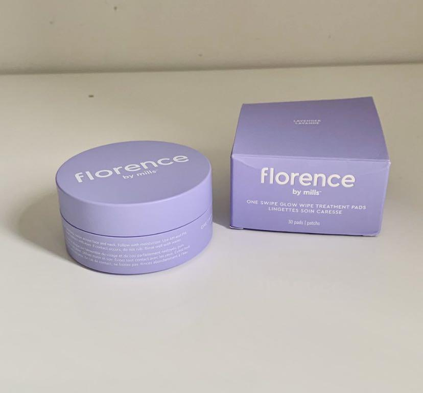 Florence by Mills - Glow treatment pads