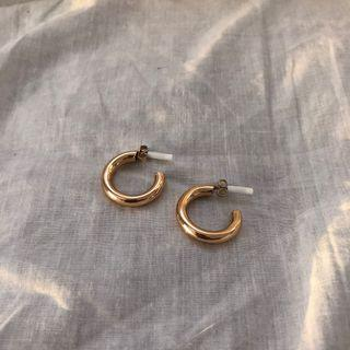 H&M bold hoops