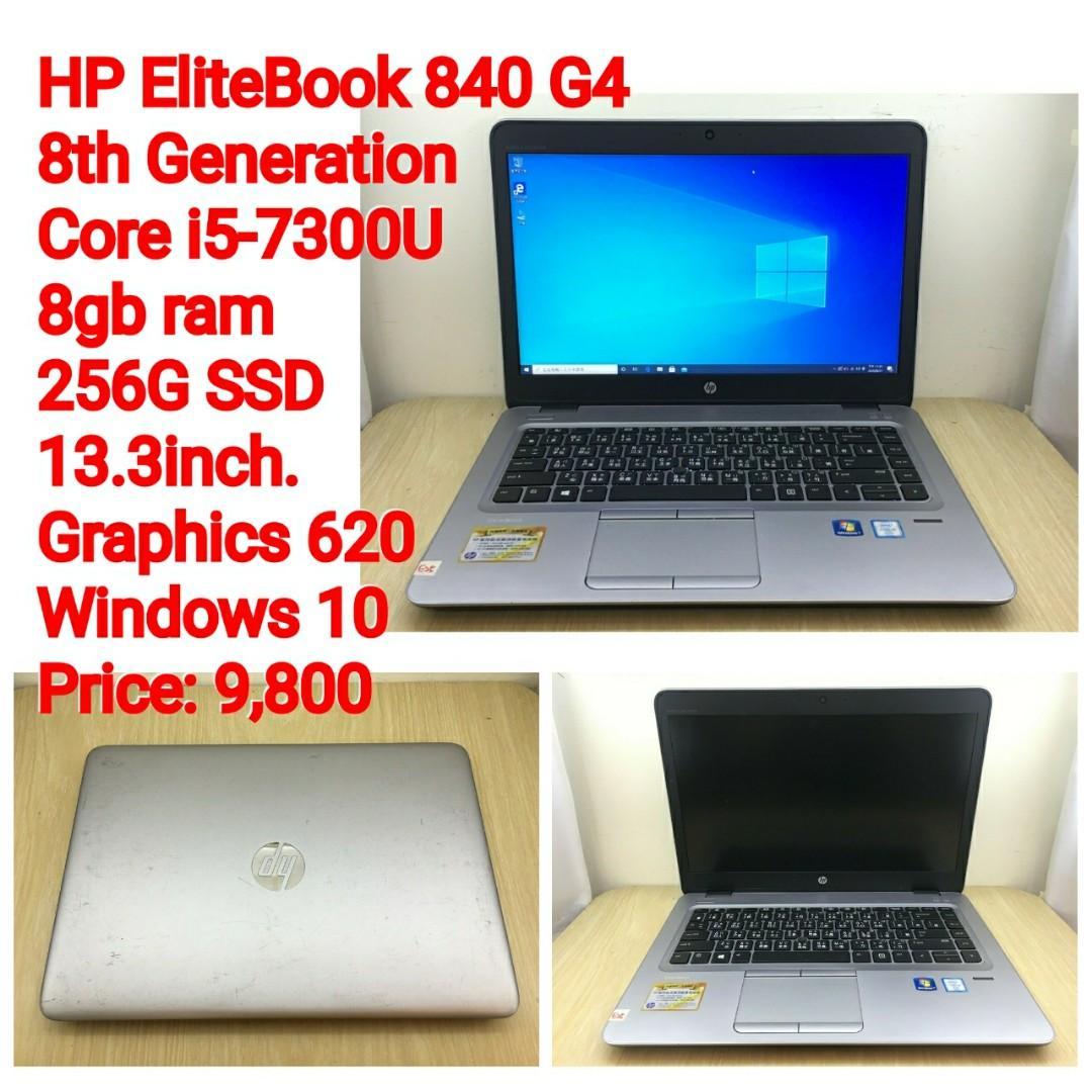 HP EliteBook 840 G4 8th