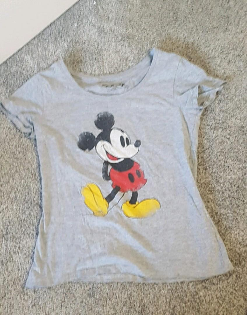 mickey mouse-kids t shirt