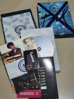 Monsta X The First Album