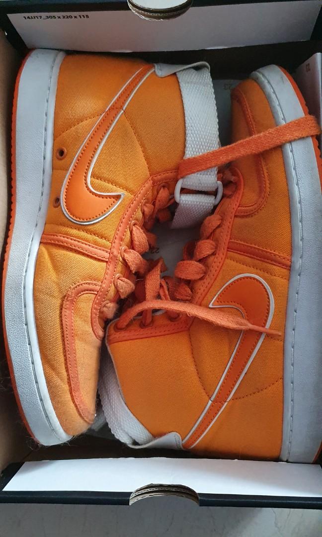 Nike Vandal High sneaker shoes, Men's