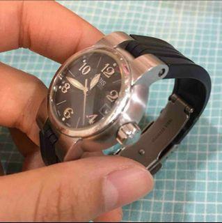 ORIS 絕版品 7524 機械錶