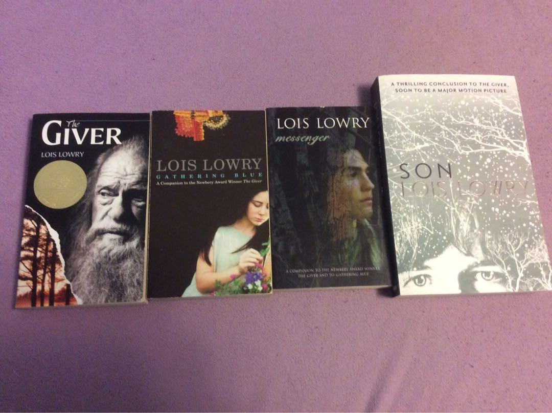The Giver series