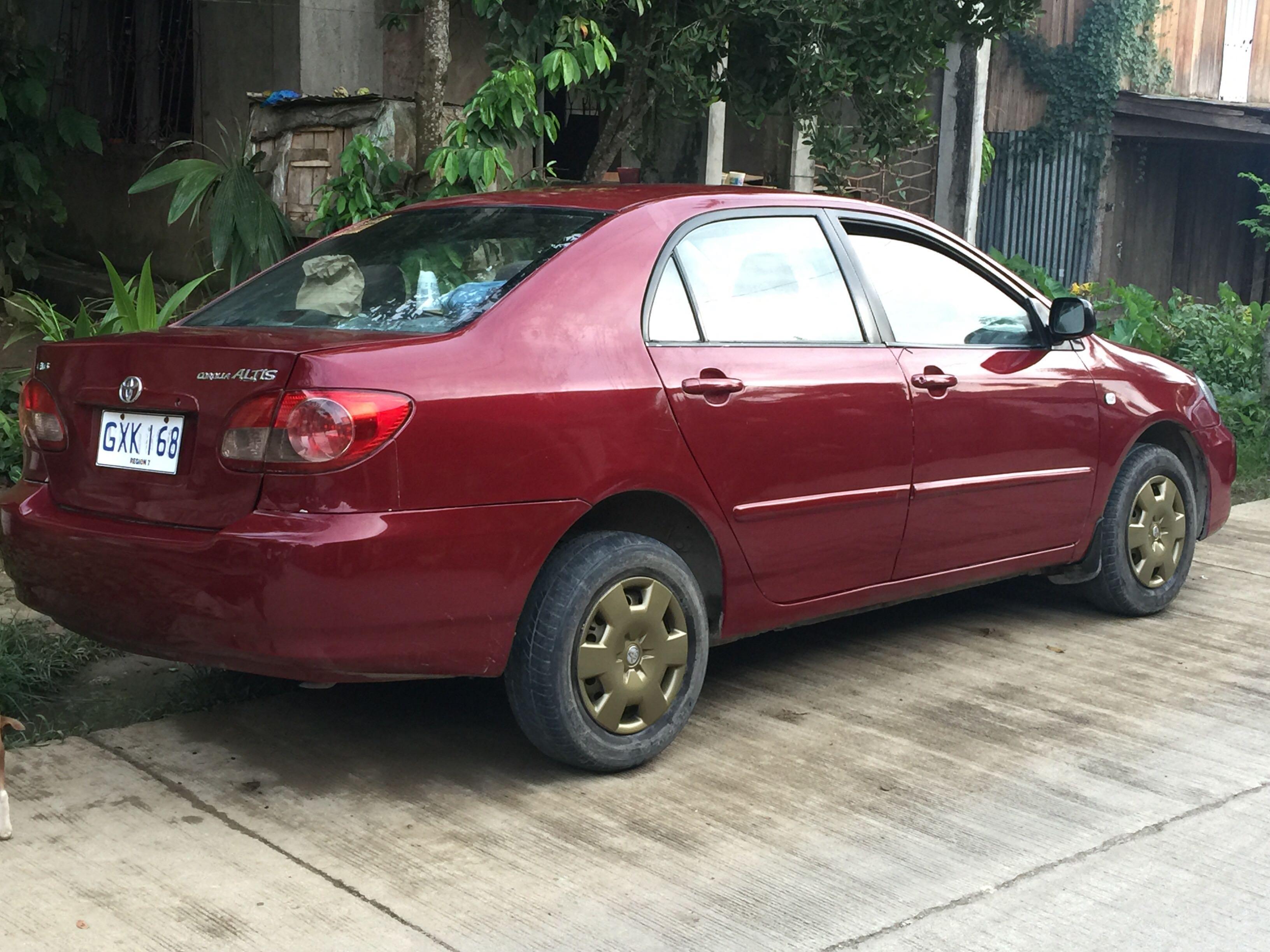 Kelebihan Corolla Altis 2005 Murah Berkualitas