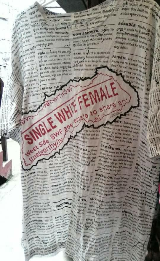 woman vintage shirt,size M,single piece