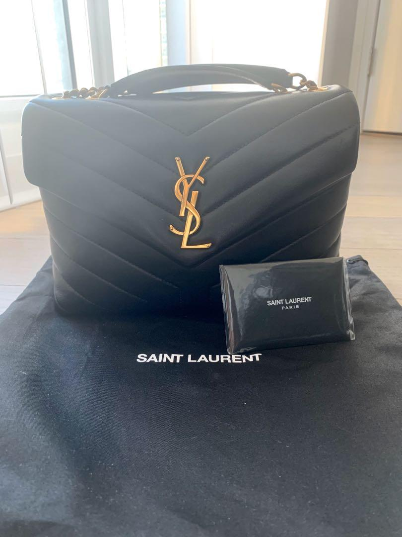 YSL SMALL LOULOU