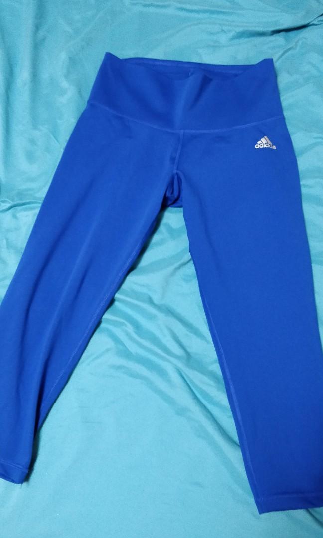 Adidas capris leggings
