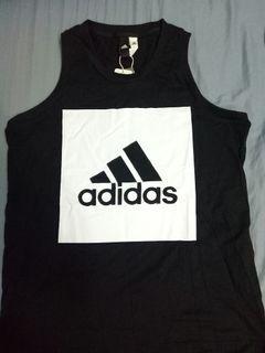 Adidas logo 無袖背心