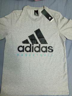 Adidas籃球運動短T
