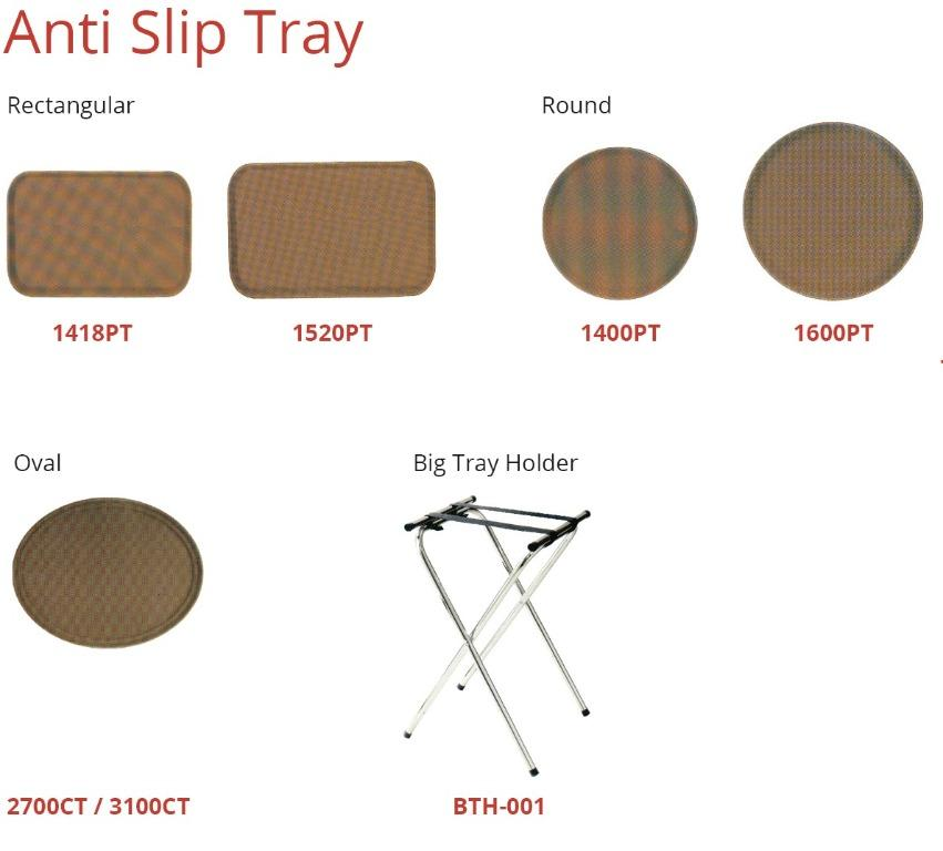 ANTI SLIP TRAY (1600PT)