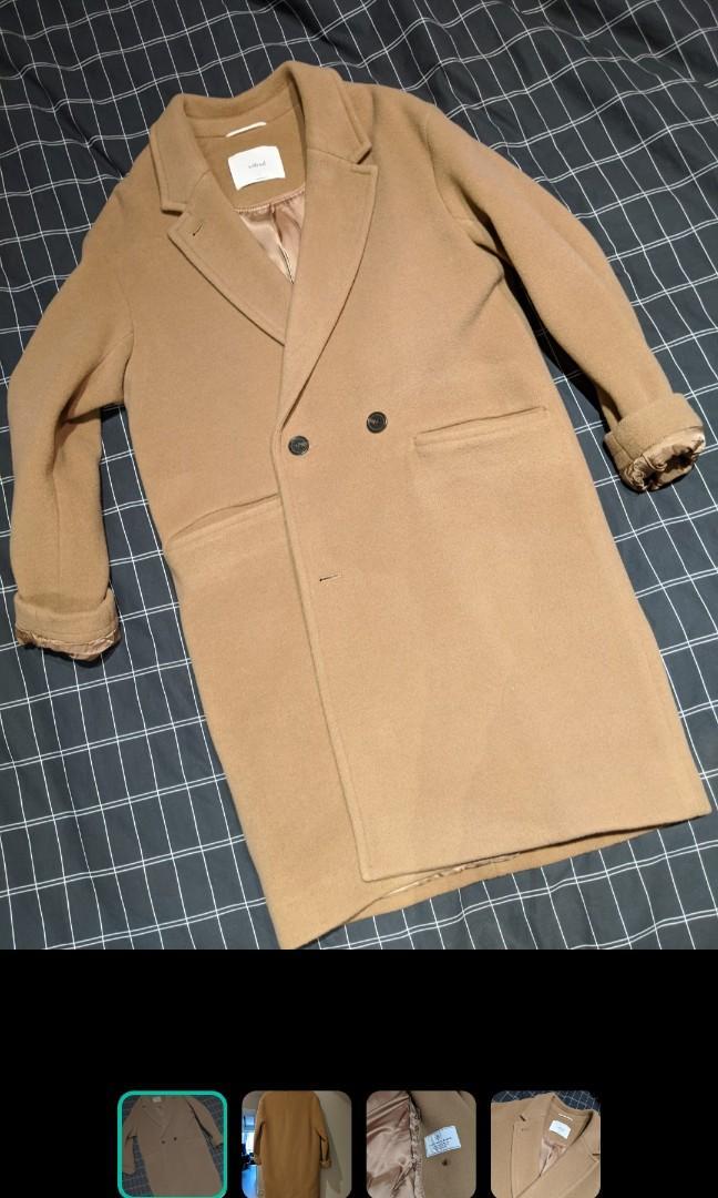Aritzia Lyon size 1 wool coat