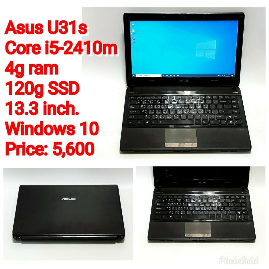 Asus U31s Core i5-2410m