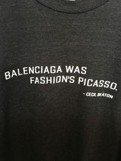 Balenciaga die young