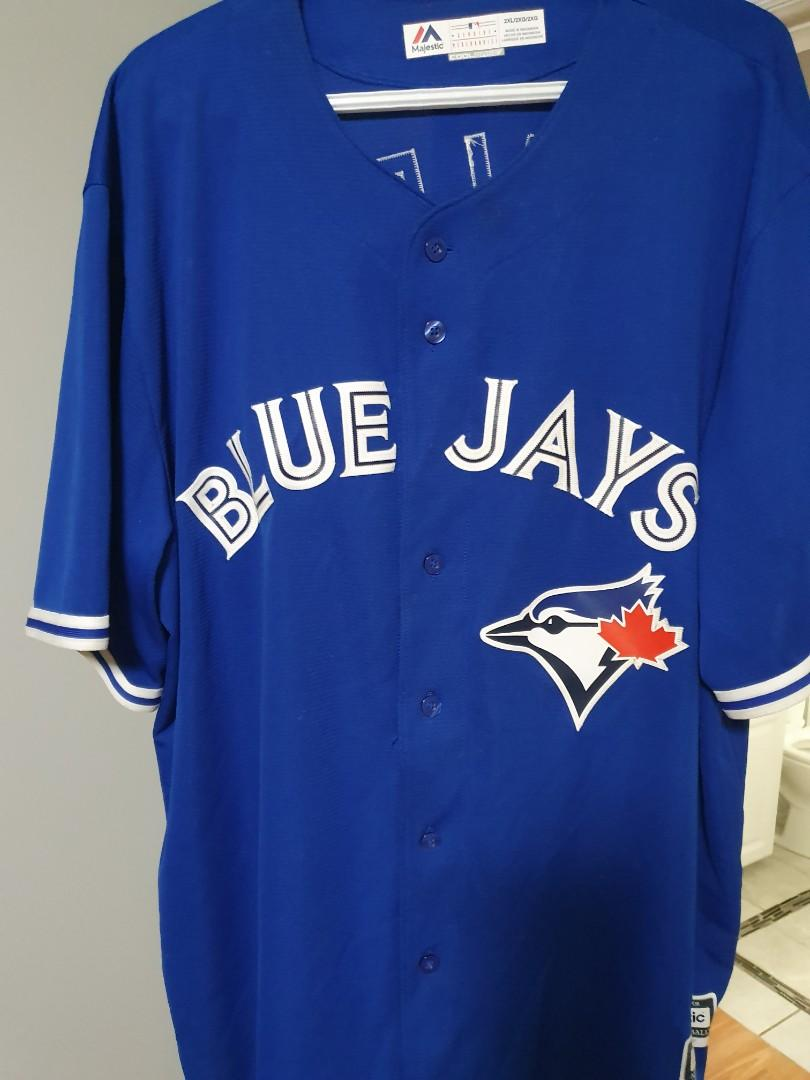 Blue Jay's Jersey Numbered