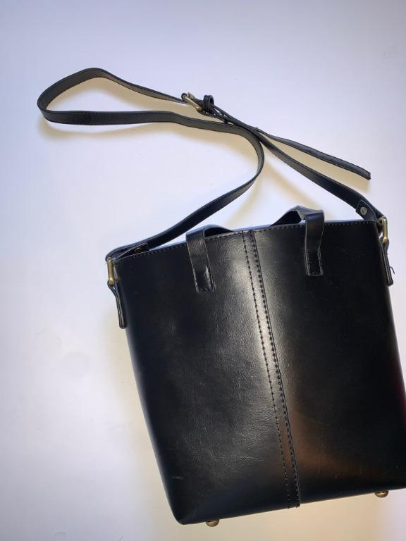Bucket Handbag/ Crossbody
