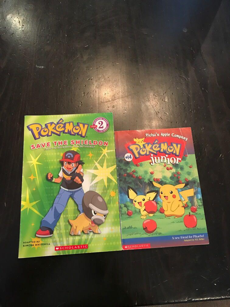 Children's Pokémon books