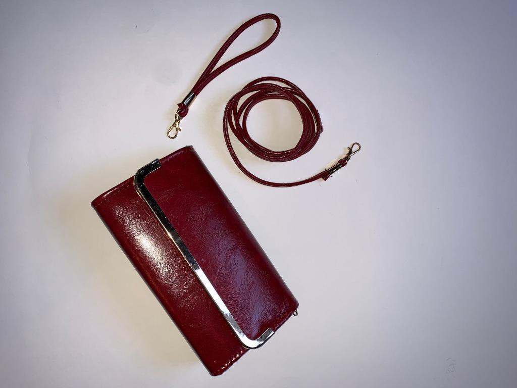 Crossbody/Clutch Bag
