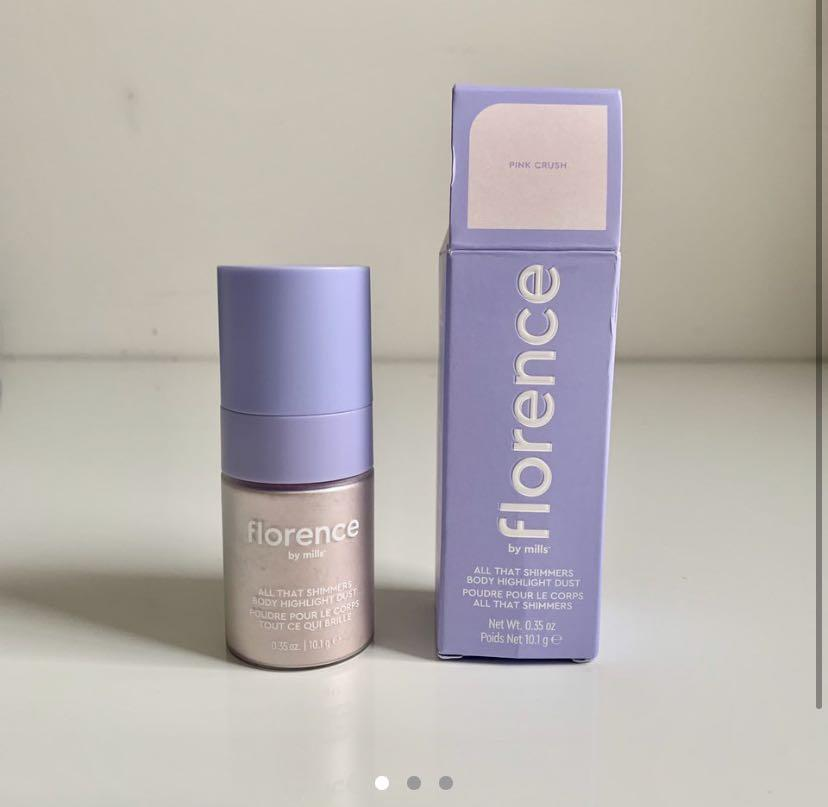 Florence by mill- all that shimmers body highlight dust