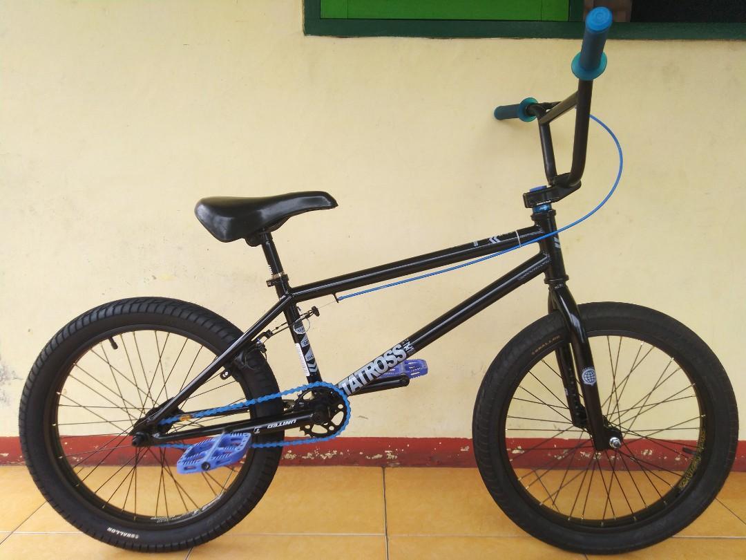 Fullbike sepeda BMX Tatross 20.5