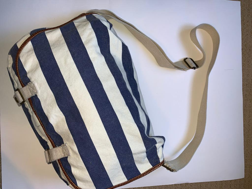 Garage Crossbody Bag