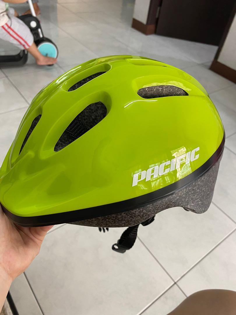 Helm Sepeda pacific baru beli ga pernah pake