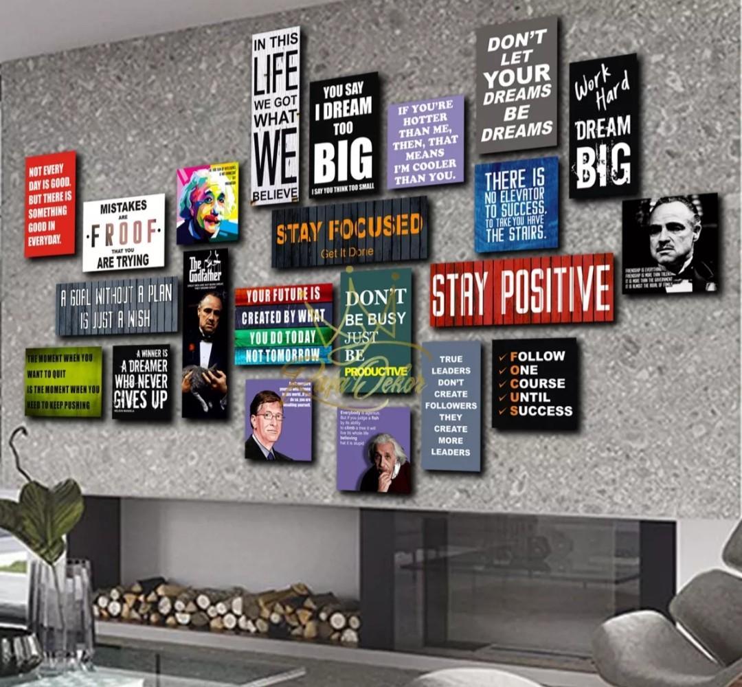 Hiasan dinding / cafe / dekorasi rumah