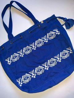 Hollister String Bag