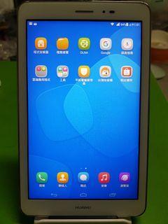 HUAWEI MediaPad T1 8.0白色(已過保)單平板無盒裝