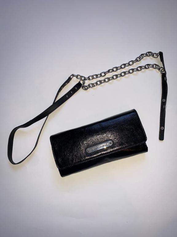 Juicy leather Clutch/Crossbody