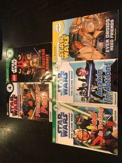 Kids Star Wars books