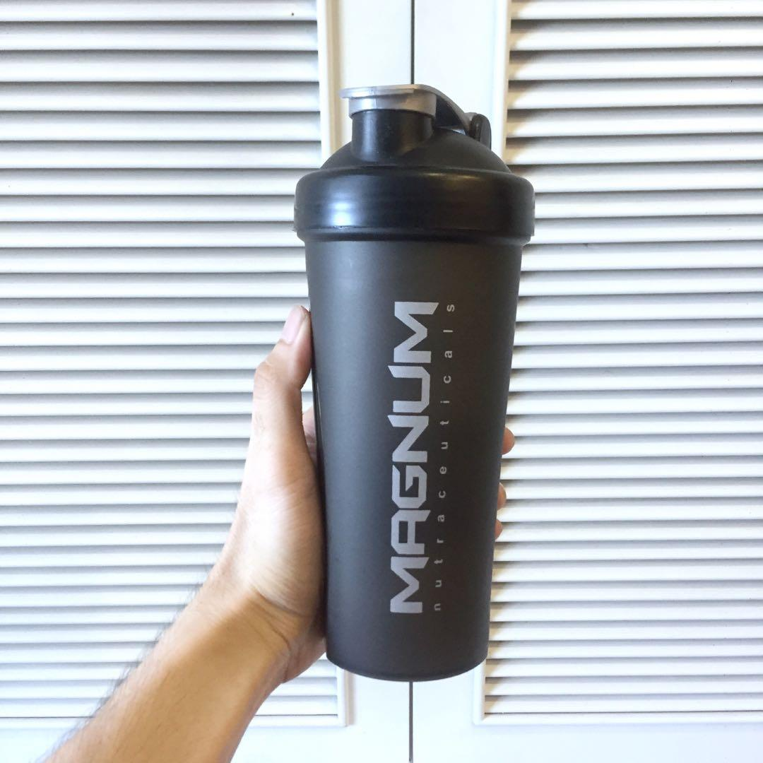 Magnum shaker gym fitness original