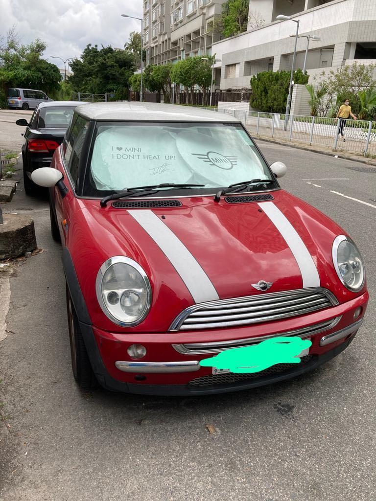 MINI One   Auto