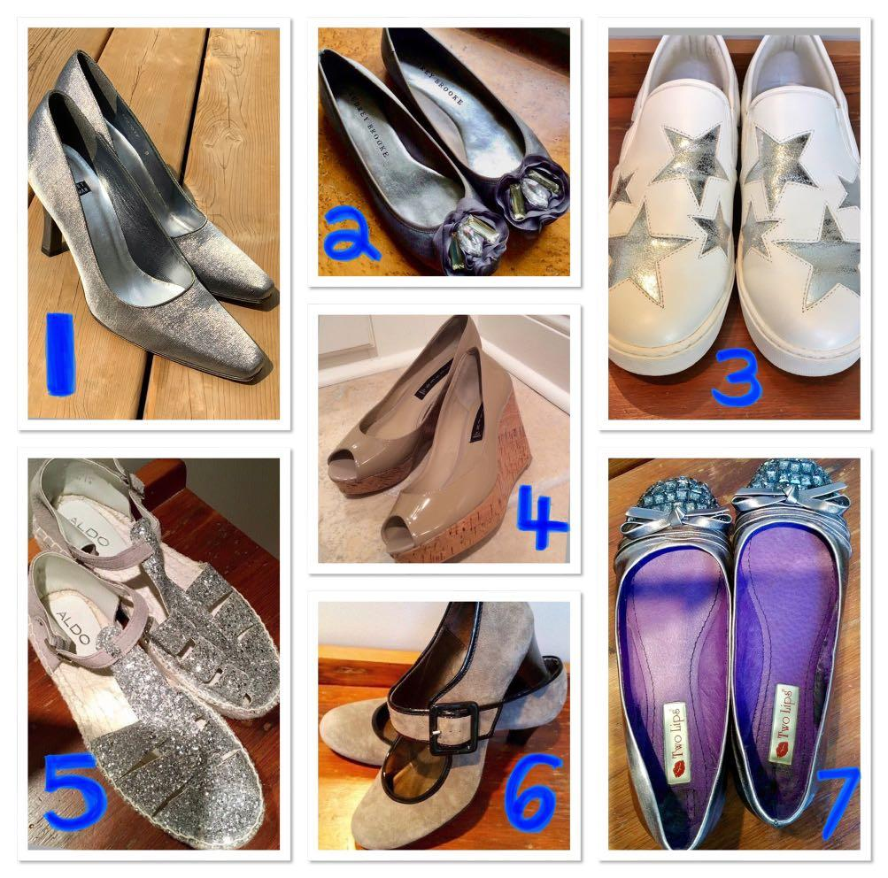⭐️⭐️⭐️New beautiful Shoe Sale****(PRICED SEPARATELY)⭐️⭐️⭐️