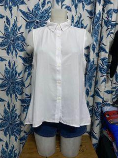 Original COTTON ON white sleeveless