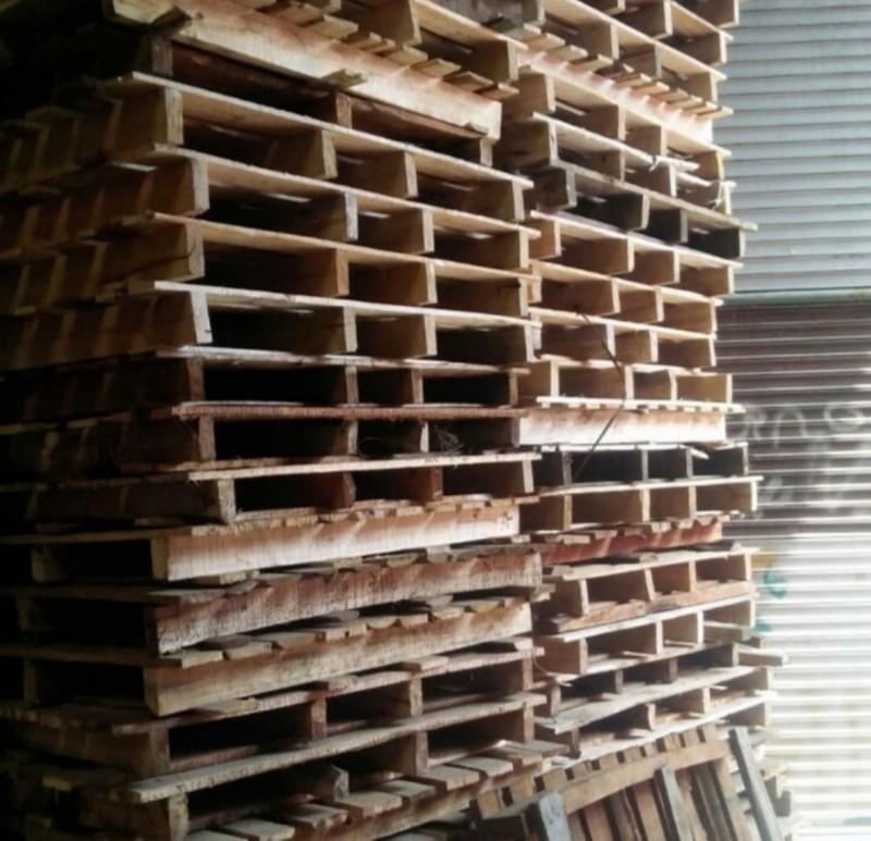 Palet kayu