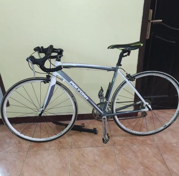 Roadbike polygon c2
